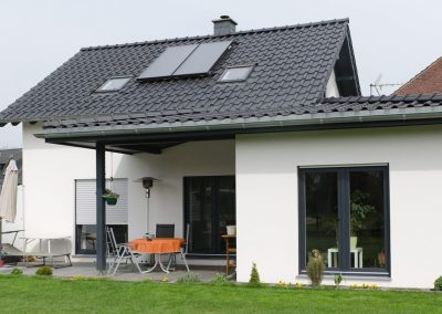 Sanierung EFH in Wegberg – Umbau 2011