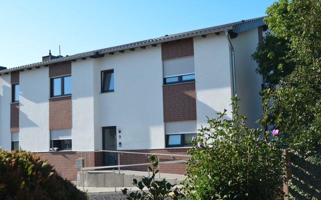 Umbau MFH in Wegberg-Beeck – Baujahr 2015